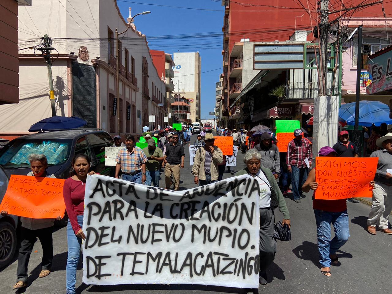 Aprueban crear el municipio de Temalacatzingo
